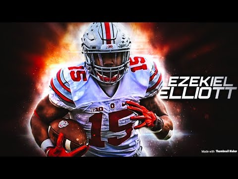 Ezekiel Elliott|highlights|nba young boy