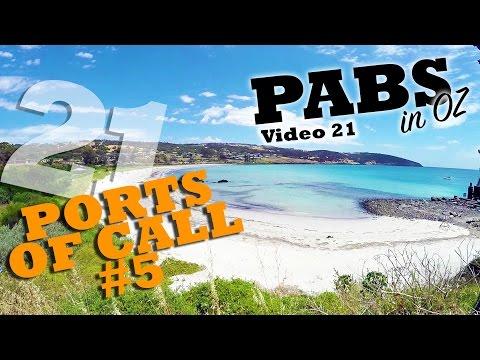 Kangaroo Island | PABS in OZ #21 (My adventures on a Cruise Ship)