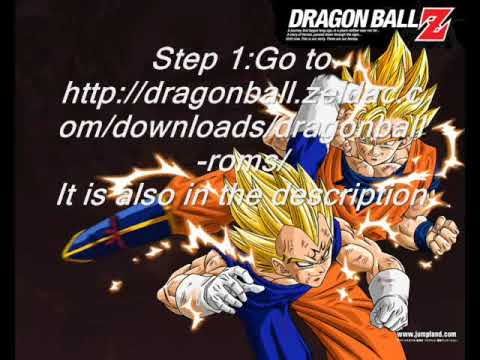 How To Download DBZ Legends Rom