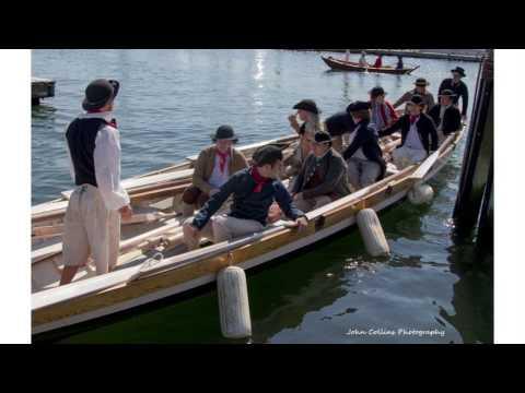 A Naval Impressement Reenactment