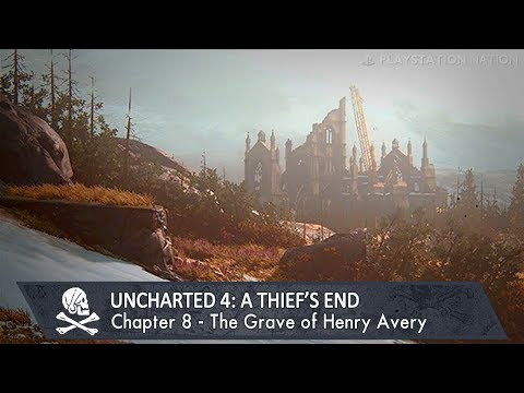 UNCHARTED 4: A Thief's End - Walkthrough - Chapter 8 - The Grave of Henry Avery [Crushing]