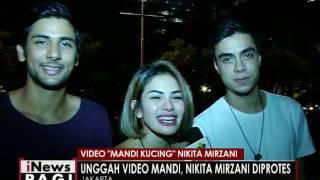 "Download Video Mengunggah video porno ""Mandi Kucing"", Nikita Mirzani terancam kena UU ITE - iNews Pagi 20/10 MP3 3GP MP4"