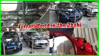 Ferrari World Vlog 2018. Theme Park in Abu Dhabi. BMW Z8 Review 2018. BMW Z8 Tuned