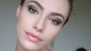 Prom Series - Gold Smokey Eyes Tutorial Thumbnail