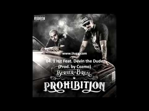 Berner - Prohibition Feat. B Real (Full Album)