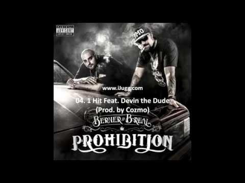 Berner - Prohibition Feat. B Real (Full Album)