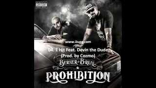 berner prohibition feat b real full album