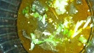 Nali  Nihari  Recipe