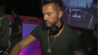 Baia Santa Monica Club - mini live Tommy Vee - promo Francesco Monte
