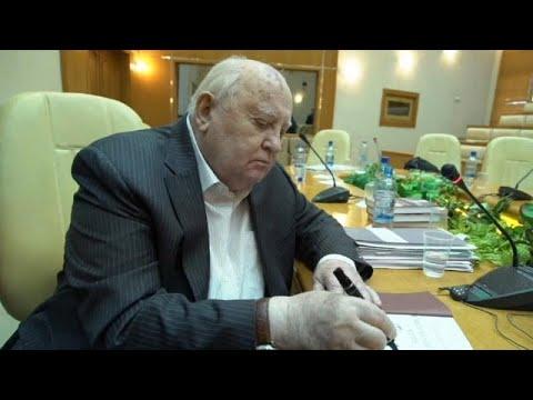 Gorbachev lança novo livro aos 87 anos e diz que não é o último