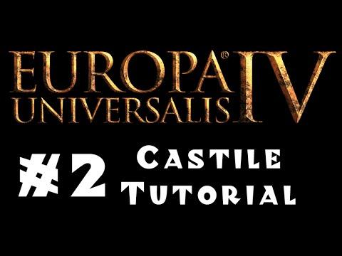 Europa Universalis 4 - Castile - Tutorial for Beginners! #2 - Military Matters