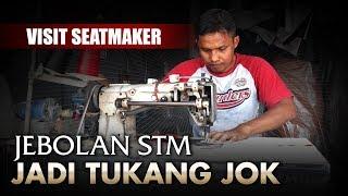 Visiting Seatmaker : Baim Seat Otodidak Jadi Seatmaker Motor