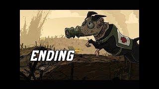 Valiant Hearts The Great War Walkthrough Part 4 - ENDING (PC Let
