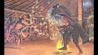 "The story of ""Kuksu, Ceremony of the Pomo."""
