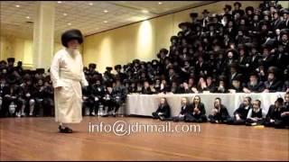 Toldos Aharon Mishkoltz Melitz Wedding In Williamsburg- Kislev 5774