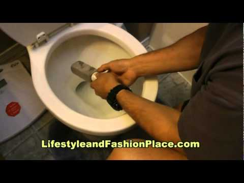 Best Secret For Removing Rust Stains From Your Toilet