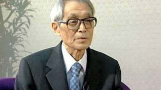 赤池弘次(京都賞2006受賞者)からのメッセージ