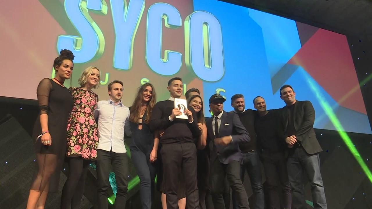 Music Week Awards 2017 Highlights Reel