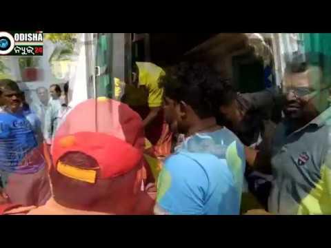 Percel Bomb Blast # 2 Dead 1 injured # Patnagarh, Balangir