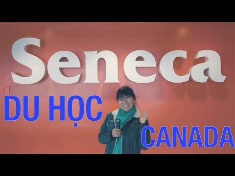 Du học Canada- Tham quan trường Seneca College- Newnham Campus