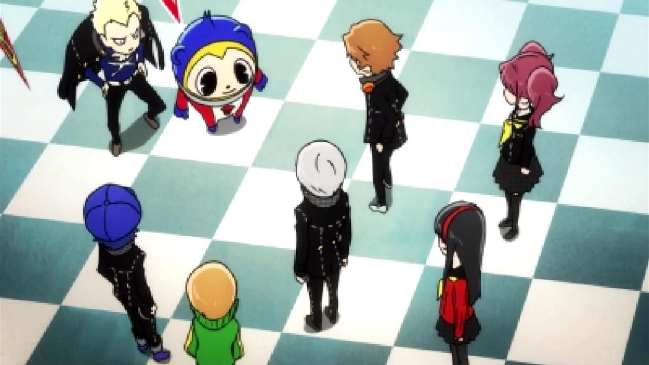 Persona Q2 New Cinema Labyrinth ALL ANIMATED \u0026 CUTSCENES