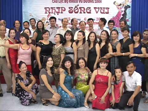 KHIEU VU DƯỠNG SINH- CLB NHIP SONG VUI - SINH NHAT THÁNG 6-13 - TH