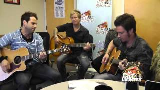 "Parmalee - Acoustic ""Carolina"""