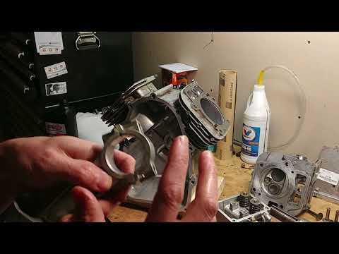 Briggs V-Twin Engine Full Rebuild - Tips and Tricks