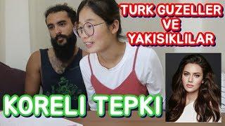 가장 잘생긴 터키남자와 가장 예쁘다는 터키여자 얼평하기