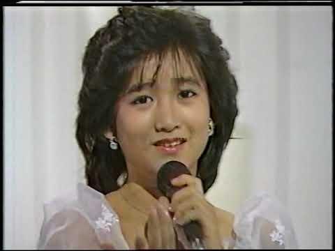 岡田有希子 -Dreaming  Girl-    恋  はじめまして