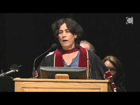 Chantal Hébert, 2014 Concordia honorary doctorate