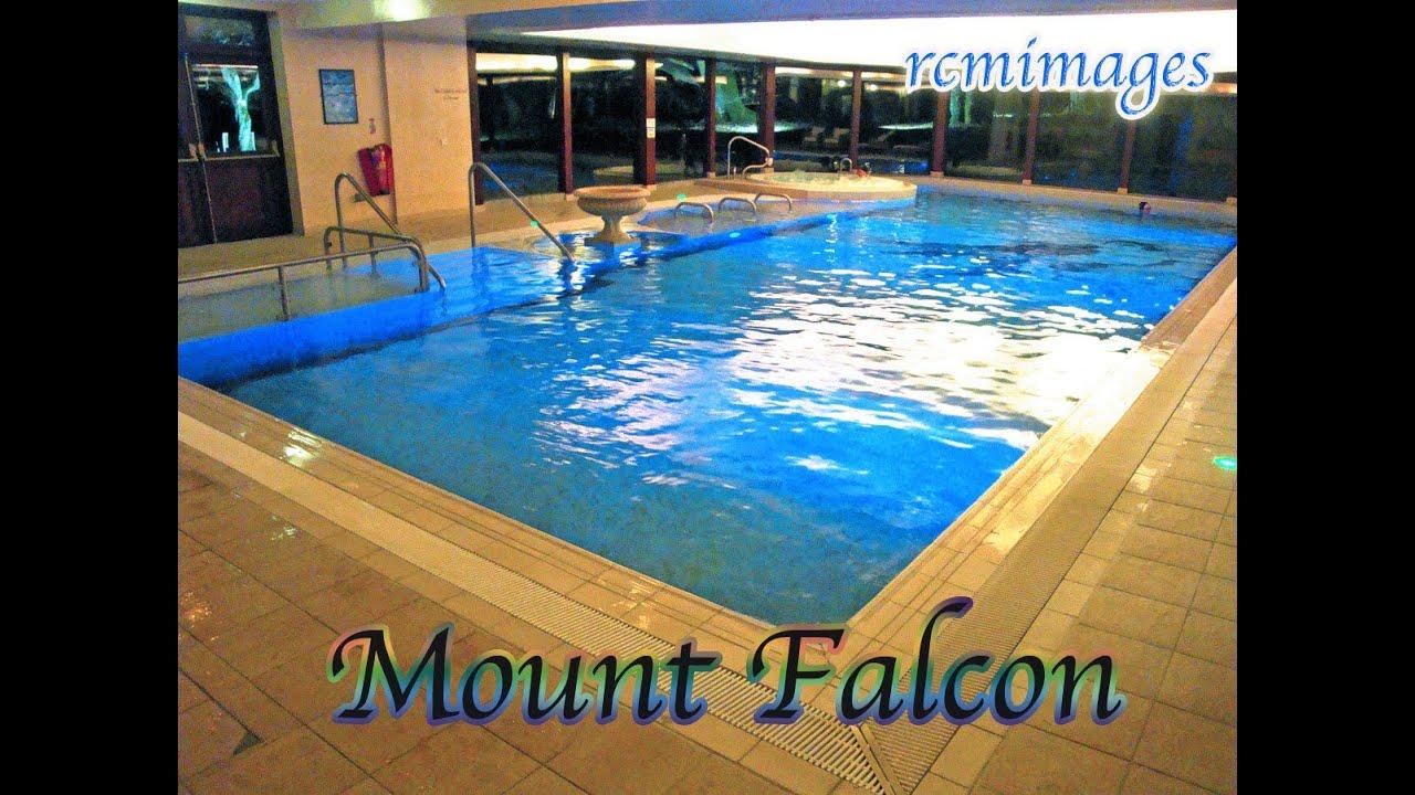 Mount Falcon: Glass Enclosed Pool & Facilities—Ballina, Republic of ...