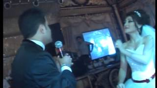 Azeri toy Ruchan & Ulviyya Wedding song 2013 )))