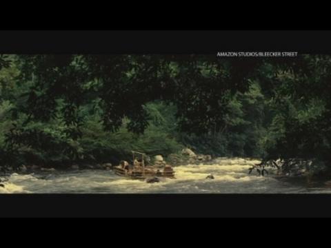 Tom Holland's creepy creature encounters on 'Lost City' set