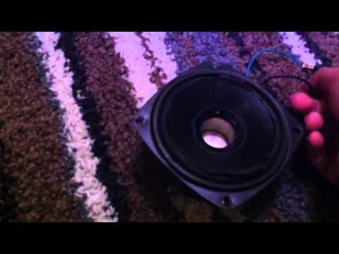 Posh AEI Music Speaker Blow