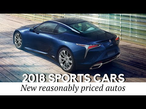 10 Best Upcoming Sports Cars of 2018 Model Year: Prices and Tech Specifications