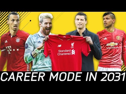 FIFA 17 Career Mode in 2031 - The Best Players, Craziest Signings and How It Ends!