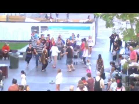 Forrest Chase Flash Mob - Perth