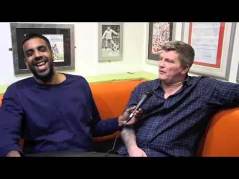 RICKY HATTON (W/ KUGAN CASSIUS) ON KLITSCHKO v FURY, BROOK-KHAN-PACQUIAO & MAYWEATHER 'RETIREMENT'