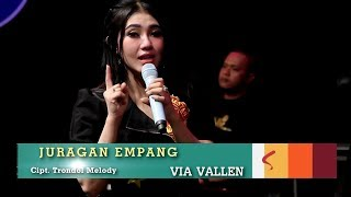 Gambar cover Via Vallen - Juragan Empang [OFFICIAL]