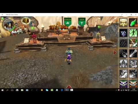 HACK ORDER AND CHAOS PC