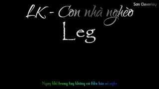 Phim | LK Con Nhà Nghèo Leg Lyrics Kara HD | LK Con Nha Ngheo Leg Lyrics Kara HD