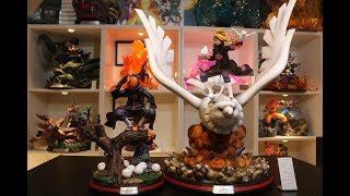 Naruto, HMB Tobi Resin Statue Unboxing.