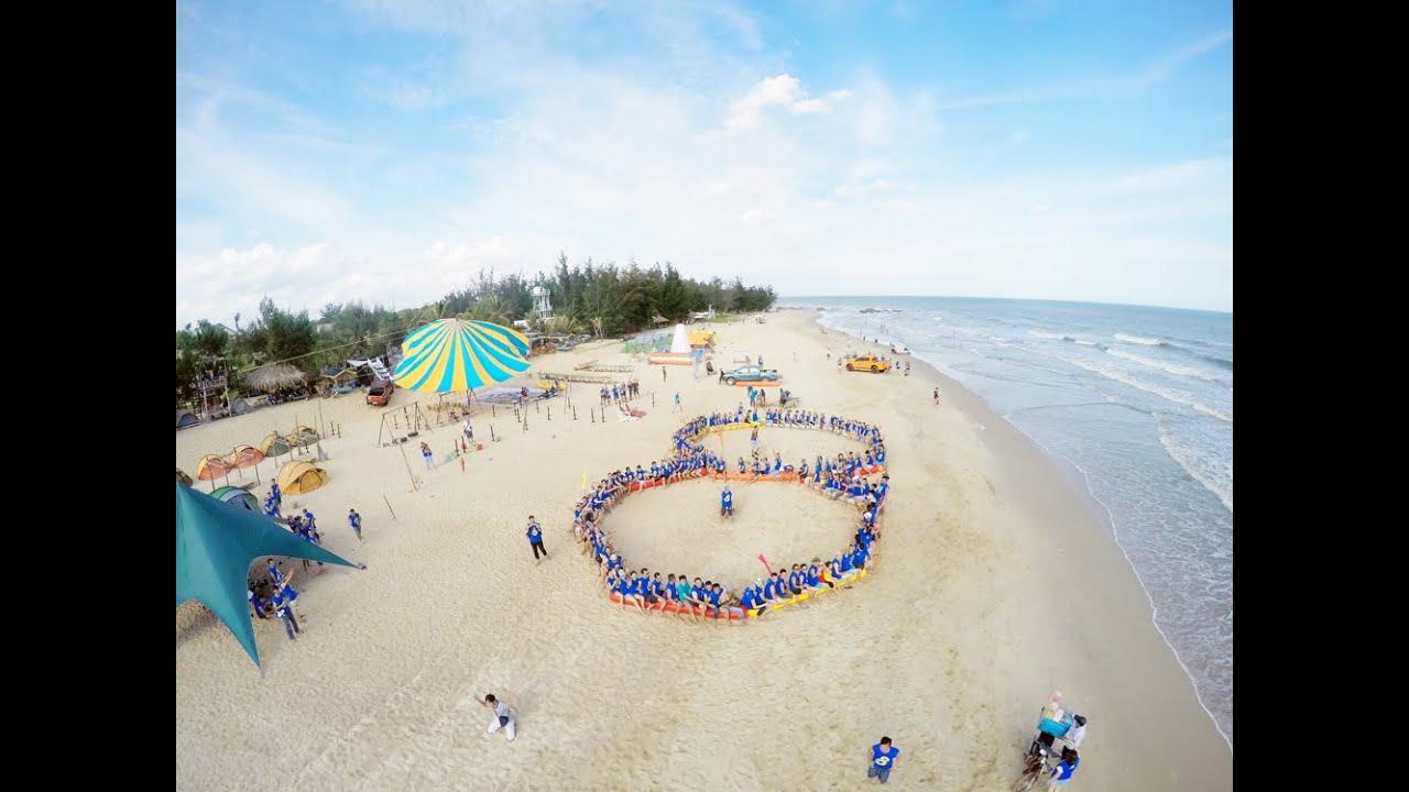 Coco Beach Camp Tvc