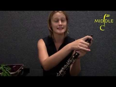 Cleaning Your Clarinet