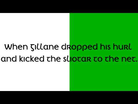 'Connors Goes to Croker' - Limerick Hurling Song 2018