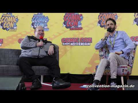 German Comic Con Berlin 2019- William Lustig Maniac Full Panel