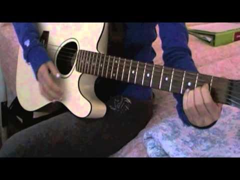 Easy Guitar Tutorial For YOUR SONG By Elton John/ Ellie Goulding!!!!.mov