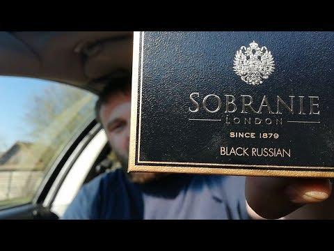 Sobranie Black Russian детальный обзор