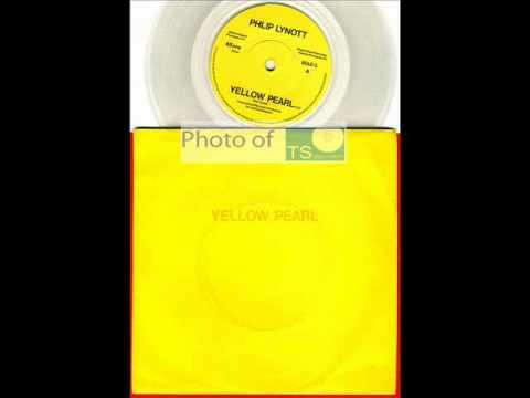 phil lynott - yellow pearl 7